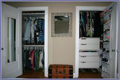 Gorgeous Closet Design Ideas Walk In