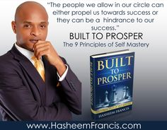 """Too many of our young boys find gangs before they find God. And far too many are trapped in prison because they knew not the power of prayer. The truth of the matter is, they need more authentic examples to show them how."" http://www.HasheemFrancis.com/Products.html"