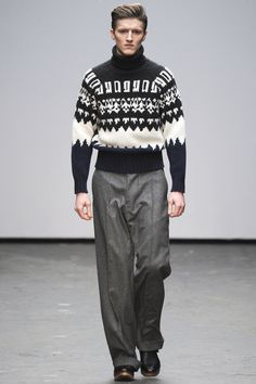 E Tautz, autumn/winter 2015 menswear