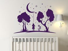Perfect wandtattoo babyzimmer motiv