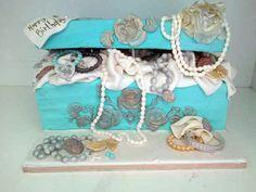 Cake jewellery box