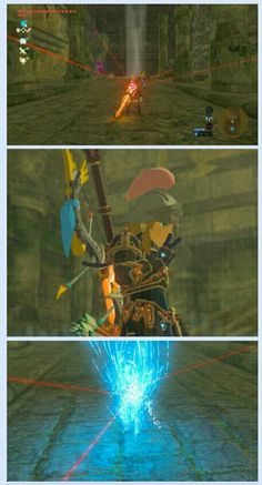 So much for the Triforce of Courage