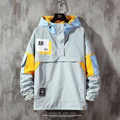 ¡Compra fácil, vive mejor! Aliexpress.com Kingston, Mens Windbreaker, Hooded Sweatshirts, Hoodies, Hoodie Jacket, Rain Jacket, Nike Jacket, Bomber Jacket, Hip Hop