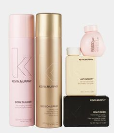 My favorite personally. I use these products on my hair and love them so much. The Young Again is the absolute best.