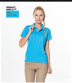 Women golf tops for summer