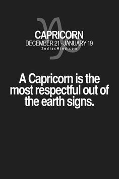 taurus respect a capricorn the most in this world bc taurus know the value of respect of kind person alot Capricorn Aquarius Cusp, Capricorn Quotes, Zodiac Signs Capricorn, Capricorn And Aquarius, Zodiac Mind, My Zodiac Sign, Astrology Signs, Zodiac Facts, All About Capricorn