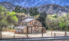 7 Beautiful Old Barns In Southern California