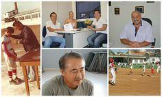 SOCIAIS CULTURAIS E ETC.  BOANERGES GONÇALVES: Evento internacional de beisebol acelera populariz...