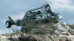 Photo by Colin James Joe 90, Thunderbirds Are Go, Amphibious Vehicle, Sci Fi Tv Shows, Tv Themes, Sci Fi Ships, Lost In Space, Kids Tv, Science Fiction Art