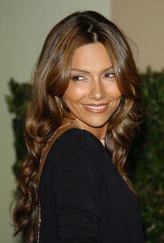 vanessa marcil #hair #pretty #hairstyle