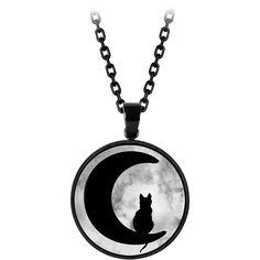 Moonlight Cat - Halskette von Wildcat
