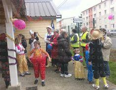 Le carnaval se perd à Bernay par manque d'organisation s'en doute...