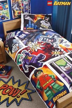 Lego Bedroom Ideas Uk superhero bedding theme for boys bedroom | interior decorating
