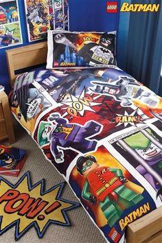 Beautiful Buy Lego™ Batman Bed Set From The Next UK Online Shop. Autumn/Winter