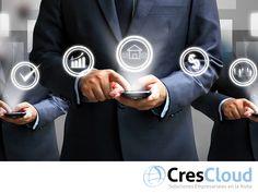 Desarrollamos tecnología de vanguardia. TIPS PARA EMPRESARIOS. En CresCloud, contamos con una gran infraestructura gracias a la cual creamos el sistema Crescendo, un programa con características únicas que le brindan una forma nueva y eficiente de administrar su negocio. Le invitamos a visitar nuestro sitio en internet www.crescloud.com, para obtener más información sobre nuestros sistemas. #desarrollodesoftwareparasuempresa