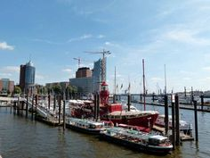 Malreise nach Hamburg   Hamburger Feuerschiff (c) Frank Koebsch
