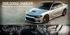 With a V8 HEMI engine and the classic muscle car good looks, the 2018 #DodgeCharger brings powerful performance to the drivers. Read our review to know more. #UAE