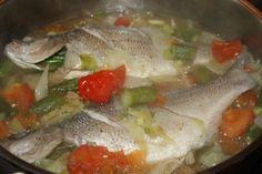 Jamaican steam fish recipe --- I'm making this next week! Just gotta get the cabbage!