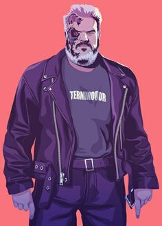GAME OF THRONES 80/90s ERA CHARACTERS - Hodor Art Print