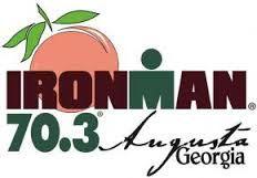 Ironman Augusta 70.3. Triathlon. Half Ironman. Fitness.
