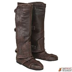 The Pirate Shop | Assassin's Creed Altair Leather Boots | Buy Clothing from our UK Shop | The Pirate Shop