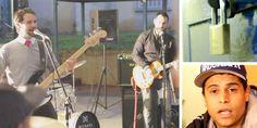 Juiz monta banda de rock como medida socioeducativa para ajudar jovens que ele condenou.