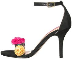 Betsey Johnson Women's Raz Dress Sandal >>> Click on the image for additional details. (This is an affiliate link) #womensandle