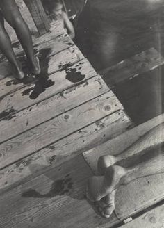 László Moholy-Nagy: The Diving Board, (Courtesy of The Museum of Modern Art, New York. © 2016 Artists Rights Society, New York / VG Bild-Kunst, Bonn) Alexander Rodchenko, History Of Photography, Art Photography, Laszlo Moholy Nagy, Diving Board, Pool Accessories, Photocollage, Gelatin Silver Print, Monochrom