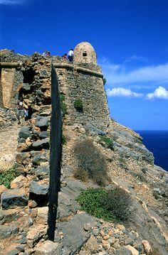 Old Fortress, Gramvousa Island, Crete, Greece Copyright: Artur Turyna
