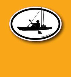 kayak stickers