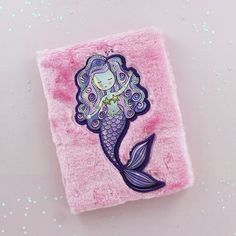Mermaid Pink Plush N