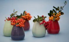 Bison Ceramics, Australia- Vase