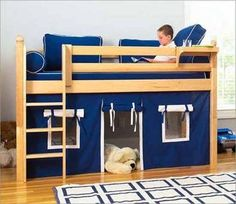 Bunk Bed/ Fort