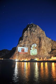 Rock of Gibraltar Diamond Jubilee celebrations, via Flickr.