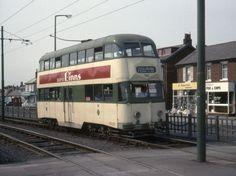 https://flic.kr/p/p38goP | Blackpool Balloon 706. Thornton Gate. 3.7.1976