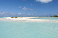Exuma in the Bahamas