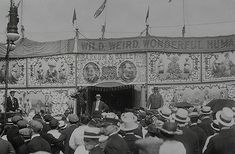 1915 Circus Barnum and Bailey 1910s Tent Exterior | More to … | Flickr