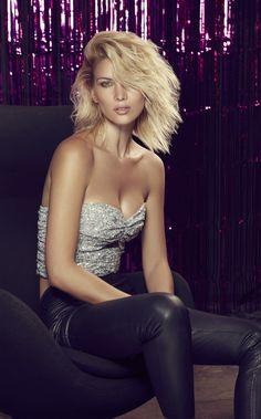 Jean Louis David, Glamorous Hair, Lily James, Kaia Gerber, Vanity Fair, Kardashian, Photos, Hair Beauty, Women