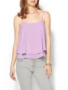 Piperlime Collection Flared Cami | Piperlime