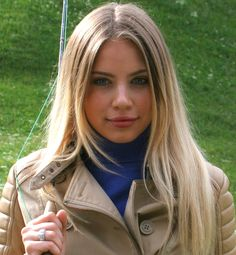 Lovely Xenia Tchoumitcheva Best Photos - Tibba