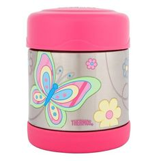 FUNtainer Food Jar - Butterfly- The very cute Thermos FUNtainer food jar in a stylish butterfly print, is so handy and will keep your food insulated for hours. With a wide opening, it is easy to fill, eat from and clean. It is fantastic for when you are on the go or for the kids to take to school. #bpafree #foodstoragecontainers #kidslunchboxes #thermos Thermos Food Jar, Butterfly Food, Toys Australia, All Brands, Games For Kids, Games For Children
