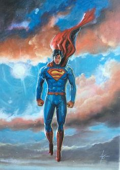 Superman by Rudy Ao