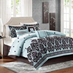 Madison Park Kelsey 7-pc. Comforter Set  found at @JCPenney