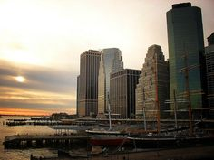 South Street Seaport, New York City