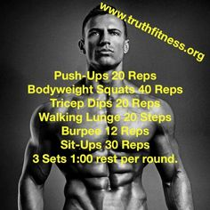 {Fitness Friday} Full Body Workout - Get Fit With Nikki Fitness Herausforderungen, Fitness Nutrition, Physical Fitness, Mens Fitness, Fitness Motivation, Fitness Friday, Free Fitness, Entraînement Boot Camp, Gain Weight For Women