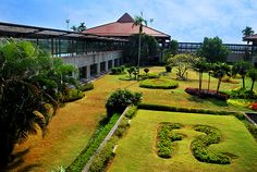 Soekarno-Hatta International Airport, Jakarta, Indonesia.