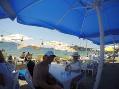 Lunch on the beach Bodrum - Peter M Wong/Lola Stoker = http://luxurytravelboutique.cruiseholidays.com/  Looking for a cruise holidays agency in Kingsway Etobicoke?  Call Cruise Holidays | Luxury Travel Boutique 855-602-6566   905-602-6566