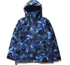 BAPE Camo Terrain Jacket