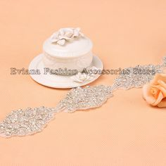 10pcs/yard Fashion Clear Rhinestone Applique Trims  for wedding dress gowns headwear Shoes DIY-in Patches from Home & Garden on Aliexpress.com   Alibaba Group