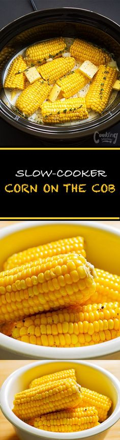 Slow-Cooker Corn on the Cob